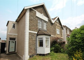Thumbnail 4 bed semi-detached house for sale in Sommerville Road, St. Andrews, Bristol