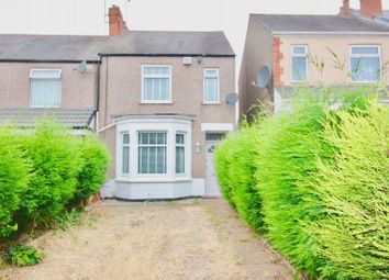 Thumbnail 2 bed end terrace house for sale in Morton Close, Keresley, Coventry, West Midlands