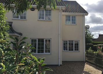 Thumbnail 4 bed semi-detached house for sale in Louies Lane, Diss