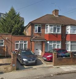 Thumbnail 6 bed semi-detached house to rent in Booth Road, Colindale