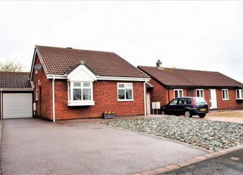 Thumbnail 2 bed detached bungalow for sale in Larchwood Avenue, Groby, Leicester
