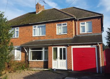 Thumbnail 5 bed semi-detached house to rent in Mill Lane, Kegworth, Derby