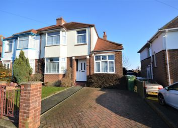 Thumbnail 3 bed semi-detached house for sale in Walton Gardens, Folkestone