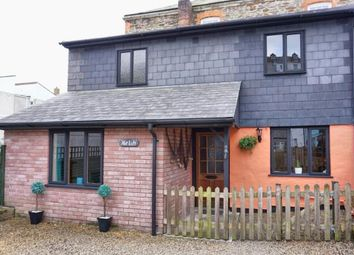 Thumbnail 2 bed end terrace house for sale in Mevagissey, St Austell, Cornwall
