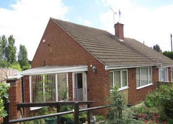 Thumbnail 2 bed semi-detached bungalow for sale in Attwood Crescent, Wyken, Coventry