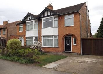Thumbnail 4 bed semi-detached house to rent in Charlbury Road, Wollaton
