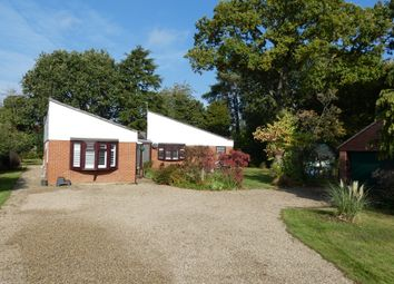 Thumbnail 4 bed detached bungalow for sale in Brimbelow Road, Hoveton, Norwich, Norfolk