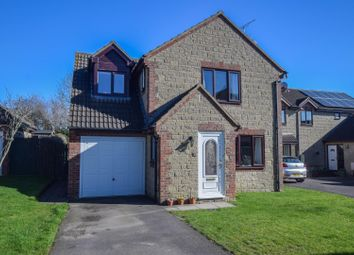 Thumbnail 4 bed detached house for sale in Moffatt Rise, Malmesbury