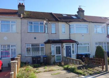 Thumbnail 2 bed terraced house for sale in Pembroke Avenue, Enfield