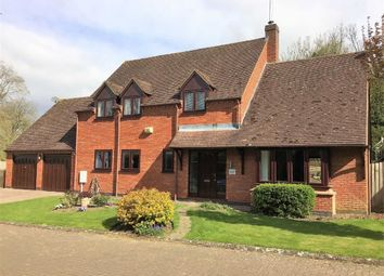 Thumbnail 4 bed detached house for sale in Marston Hill, Priors Marston, Warks