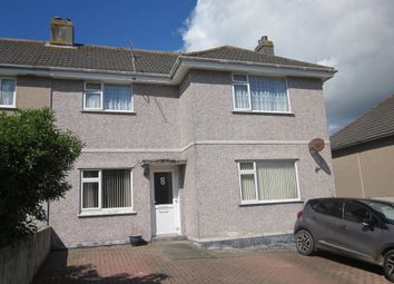 Thumbnail 4 bed semi-detached house for sale in Trelawney Way, Hayle