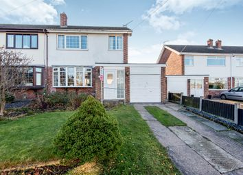 Thumbnail 3 bedroom semi-detached house for sale in Woodside View, Bircotes, Doncaster