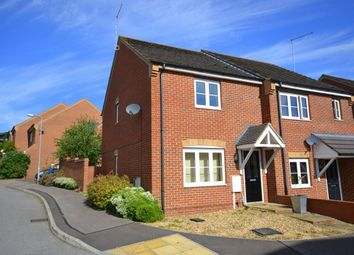 Thumbnail 3 bed semi-detached house for sale in Thompson Close, Duston, Northampton