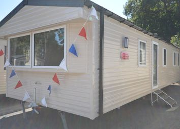 Thumbnail 2 bed mobile/park home for sale in Beauport Holiday Park, The Ridge West, Hastings