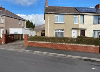 Thumbnail 3 bed semi-detached house for sale in Lingfield Avenue, Port Talbot, Neath Port Talbot.
