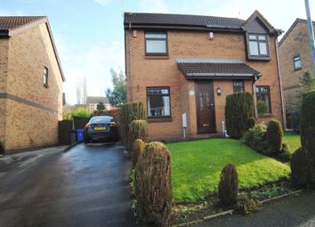 Thumbnail 2 bed semi-detached house for sale in Brookview Drive, Weston Coyney, Stoke-On-Trent