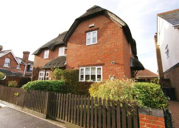 Thumbnail 2 bed semi-detached house for sale in 19 Lime Kiln Road, Lytchett Matravers, Poole