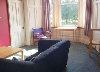 Thumbnail 1 bed flat to rent in Harrison Gardens, Edinburgh