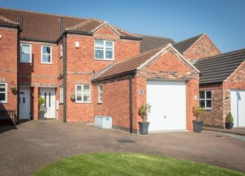 Thumbnail 4 bed semi-detached house for sale in Meadow Croft Gardens, Hucknall, Nottingham