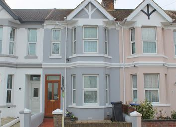 Thumbnail 3 bedroom terraced house for sale in Ashdown Road, Broadwater, Worthing