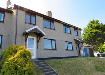 Thumbnail 3 bed terraced house for sale in Boscarnek Close, St Erth, Hayle, Cornwall.