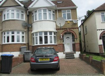 Thumbnail 4 bedroom semi-detached house to rent in Lavender Avenue, Kingsbury