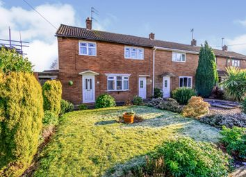 Thumbnail 3 bed end terrace house for sale in Rugeley Avenue, Willenhall