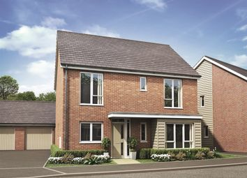 Thumbnail 4 bed detached house for sale in Hilton Valley, The Mease, Hilton, Derby