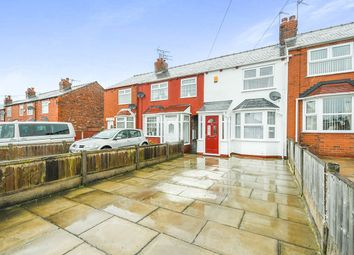 Thumbnail 2 bed terraced house for sale in Gilbert Road, Whiston, Prescot