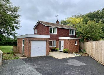 Thumbnail 3 bedroom detached house for sale in Greenwood House, Heywood Lane, Tenby, Pembrokeshire