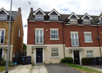 Thumbnail 4 bed terraced house to rent in Alderman Close, Beeston, Nottingham