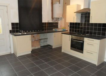 Thumbnail 2 bedroom terraced house to rent in Bower Street, Reddish, Stockport, Cheshire
