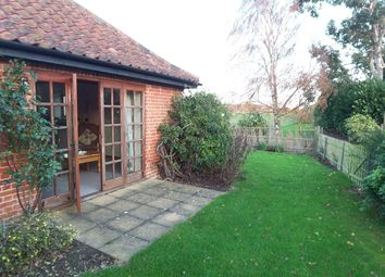 Thumbnail 2 bed detached bungalow to rent in Yoxford Road, Sibton, Saxmundham