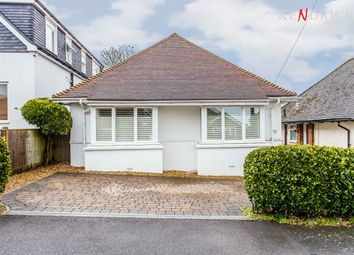 Thumbnail 3 bedroom detached bungalow for sale in Seaview Road, Woodingdean, Brighton
