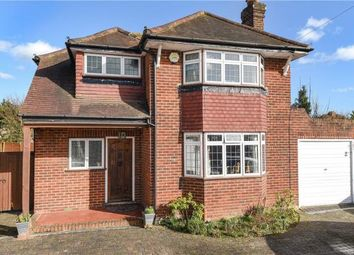 Thumbnail 3 bed detached house for sale in Lammas Road, Burnham, Slough