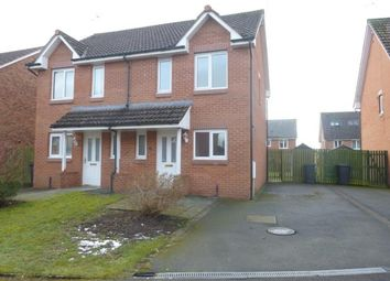 Thumbnail 2 bed semi-detached house to rent in 32 Caulstran Street, Dumfries