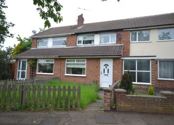 Thumbnail 3 bedroom terraced house to rent in Oak Crescent, Braunstone, Leicester