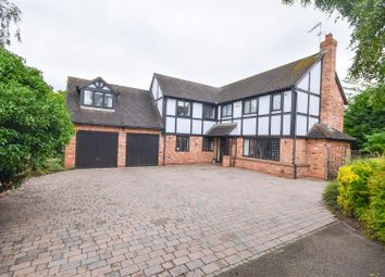 Thumbnail 5 bed detached house for sale in Heathervale, West Bridgford, Nottingham
