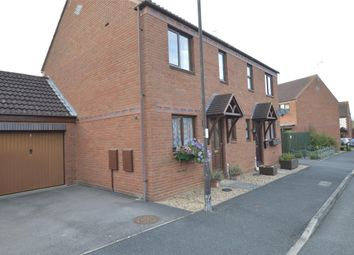 Thumbnail 3 bed semi-detached house for sale in Stonehills, Tewkesbury, Gloucestershire