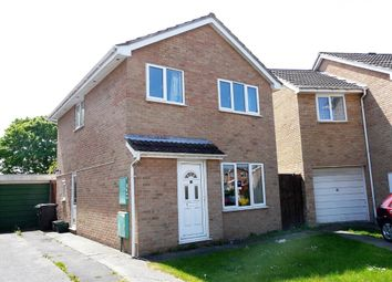 Thumbnail 3 bedroom detached house for sale in Fallowfield, Worle, Weston-Super-Mare