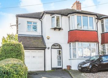 4 bed semi-detached house for sale in Wickham Road, Croydon CR0