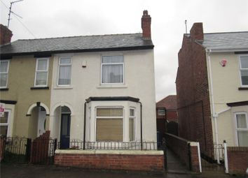 Thumbnail 3 bedroom semi-detached house to rent in Allcroft Street, Mansfield Woodhouse, Nottinghamshire