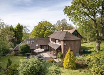 Thumbnail 5 bed detached house for sale in Biddenfield Lane, Wickham, Fareham