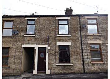Thumbnail 3 bed terraced house for sale in Seel Street, Ashton-Under-Lyne