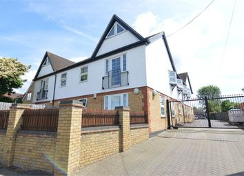 Thumbnail 2 bedroom flat for sale in Millennium Court, 4 Flamstead End Road, Cheshunt, Waltham Cross, Hertfordshire