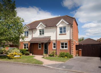 Thumbnail 4 bed detached house for sale in Swallowfields, Gillingham
