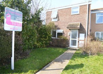 Thumbnail 3 bed terraced house to rent in Derwent Road, Lee-On-The-Solent