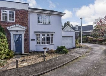 Thumbnail 3 bed end terrace house for sale in Broadmeade Court, Forde Park, Newton Abbot, Devon.