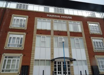 Thumbnail 1 bed flat for sale in Harbour Walk, Hartlepool