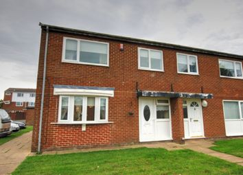 Thumbnail 3 bed end terrace house for sale in Benridge Park, Blyth